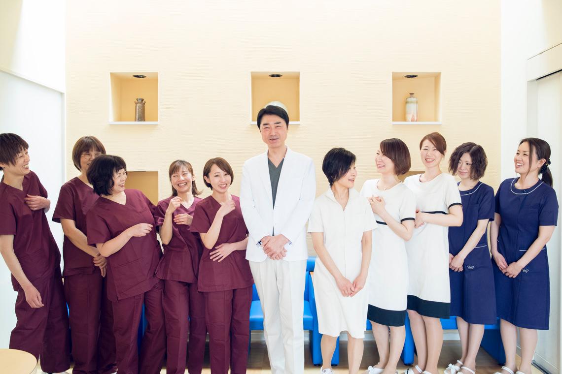 大塚医院のスタッフ